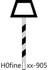 Trapeztafel DB-Regelausführung (Ne 1)