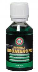 Brünierung für Neusilber und Messing Ballistol 50 ml