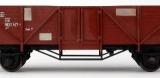 Blechflicken für Güterwagen-Reparaturen