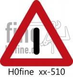 Verkehrszeichen Allgemeine Gefahrrenstelle