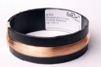 Bronzedraht 0,3 mm für Modelloberleitung (ca. 100 m)
