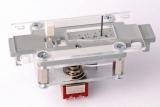 H0-Weichenantrieb mit Laternendrehungen Handbetätigung Kippschalter