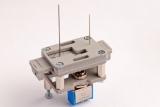 N und TT--Weichenantrieb m. Laternendrehungen Handbetätigung Kippschalter