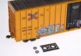 "Truck-Bolster für Athern Genesis 60"" High Cube Boxcars"
